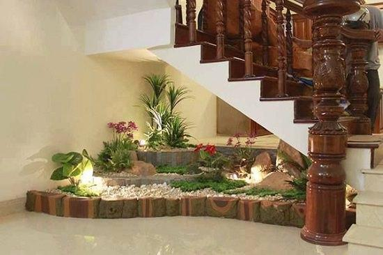 15 Unique Ideas For Indoor Garden Under Stairs